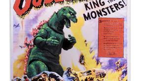 NECA Reveals Godzilla 1956 Poster Version