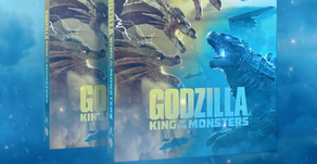 Listing The Special Features For Godzilla: King Of The Monsters Blu-Ray/4K/DVD And Steelbook Reveal