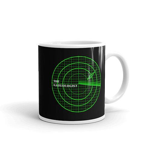 Kaijuologist Radial Mug