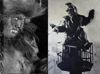 Kongzilla-Thon: Wasei King Kong & King Kong Appears In Edo