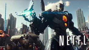 Pacific Rim Anime Announced For Netflix