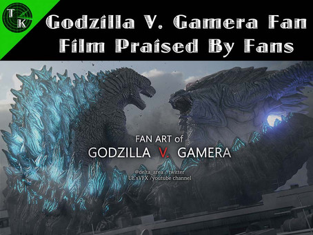 Godzilla V. Gamera Fan Film Praised By Fans