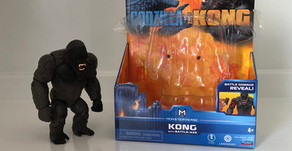 PlayMates Toys Kong With Battle Axe Figure (Review)