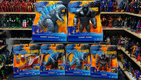 More In-Hand Pictures Of Godzilla vs Kong Toys Have Surfaced (No Spoilers)