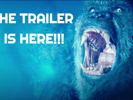 Breaking Down The Godzilla vs Kong Trailer