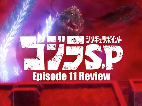 Godzilla: Singular Point Episode 11 Review