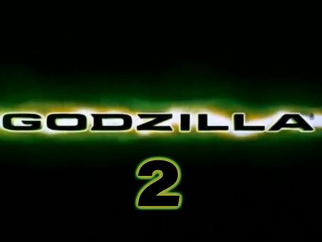Unmade Projects: GODZILLA 2