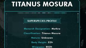Godzilla: King Of The Monsters Biography: Mothra