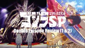 Godzilla: Singular Point Episodes 1 & 2 Review