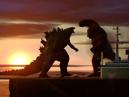 Let's Talk: Godzilla And Kong vs An Aircraft Carrier