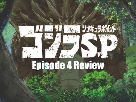 Godzilla: Singular Point Episode 4 Review