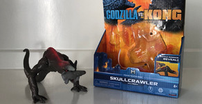 PlayMates Toys Skull Crawler With HEAV (Review)