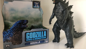 "Jakks Pacific 12"" Godzilla: King Of The Monsters Action Figure Review"