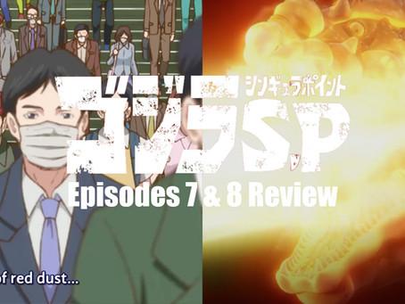 Godzilla: Singular Point Episodes 7 & 8 Reviews
