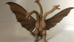 Boot To The Leg: S.H. MonsterArts King Ghidorah