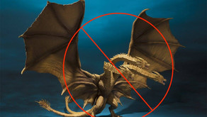 Let's Talk: NECA Says King Ghidorah Is Too Expensive To Sell
