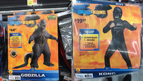 Immortals Fenyx Rising Revealed At Ubisoft Event; Godzilla vs Kong Costumes Spotted At Walmart