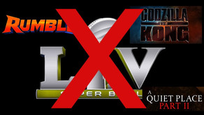 Do Not Expect Any Monster Movie Trailers During Super Bowl LV