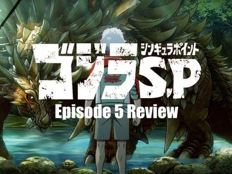 Godzilla: Singular Point Episode 5 Review