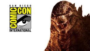 Godzilla At San Diego Comic Con