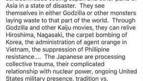 Let's Talk Bullshit: Race Baiting Godzilla Fans