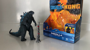PlayMates Toys Godzilla With Radio Tower (Review)