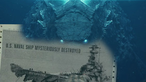 Is Godzilla Responsible For Attacking The U.S.S. Lawton?