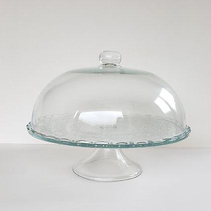 Tortero vidrio diseño