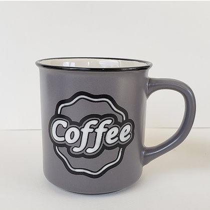Tazón Coffee Gris