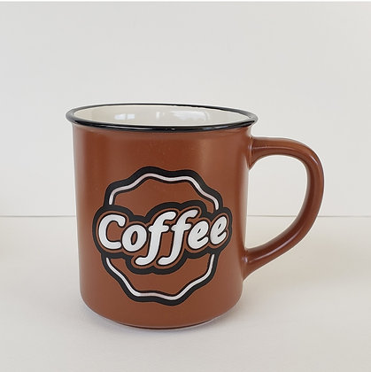 Tazón Coffee Terracota