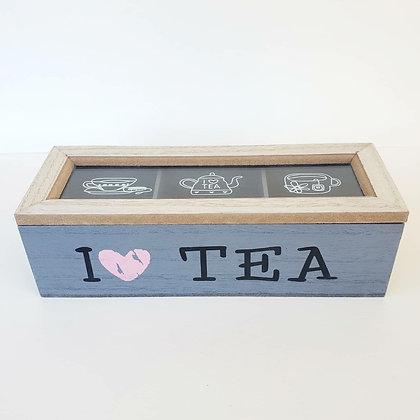 Caja de té ¨Love¨