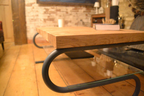 Sierra Solid Oak Coffee Table