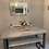 Thumbnail: Industrial White Wash Dining Table