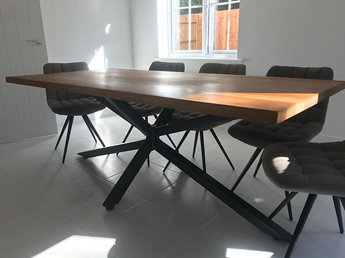 Scorpion Solid Oak Dining Table