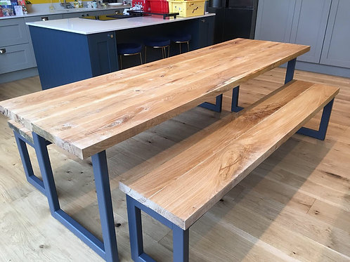 Cotswold Solid Oak Dining Table