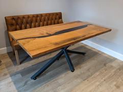 Oak River Dining Table