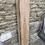 Thumbnail: Bespoke Lightly Worked Oak Mantle 111cm x 20cm x 10cm