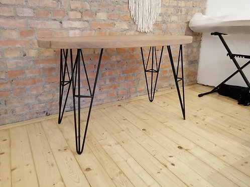 Oval Kitchen Table or Side Table - Oak