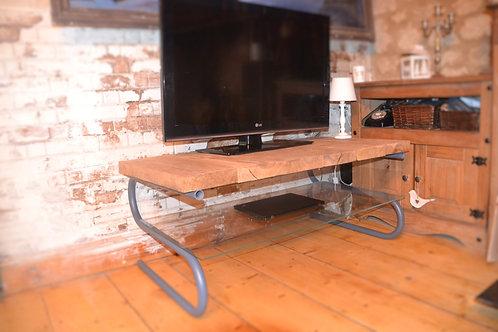 Sierra Solid Oak TV Stand