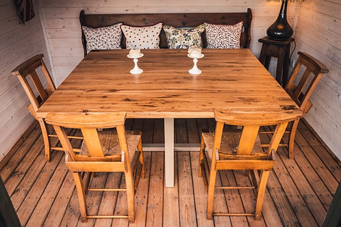 Witney Solid Oak Dining Table
