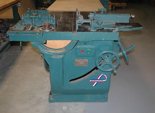 Vintage Machinery | Hess Custom Woodwork