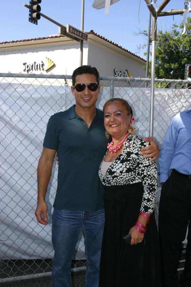 Ms. Navarrete and Mr. Mario Lopez