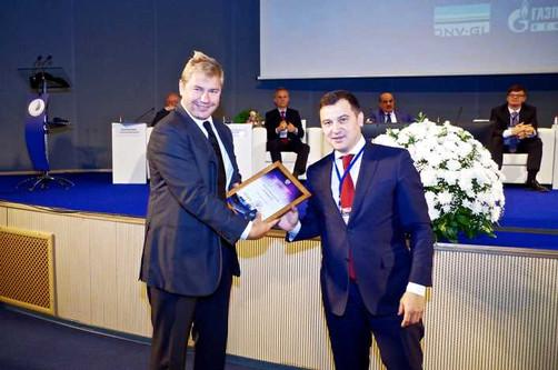 Фотографии с награждения лауреатов «Международного конкурса научных, научно-технических и инновацион