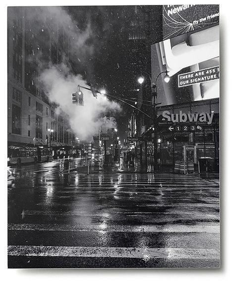Subway, New York, 2019