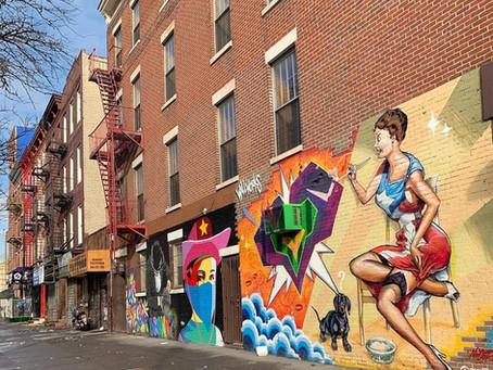 Bronx Art Walk, NY
