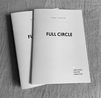 Full Circle, Catalogue, 2019