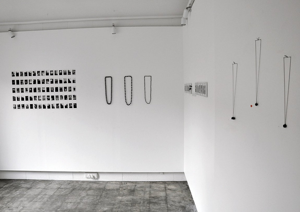Exhibition of contemporary jewellery