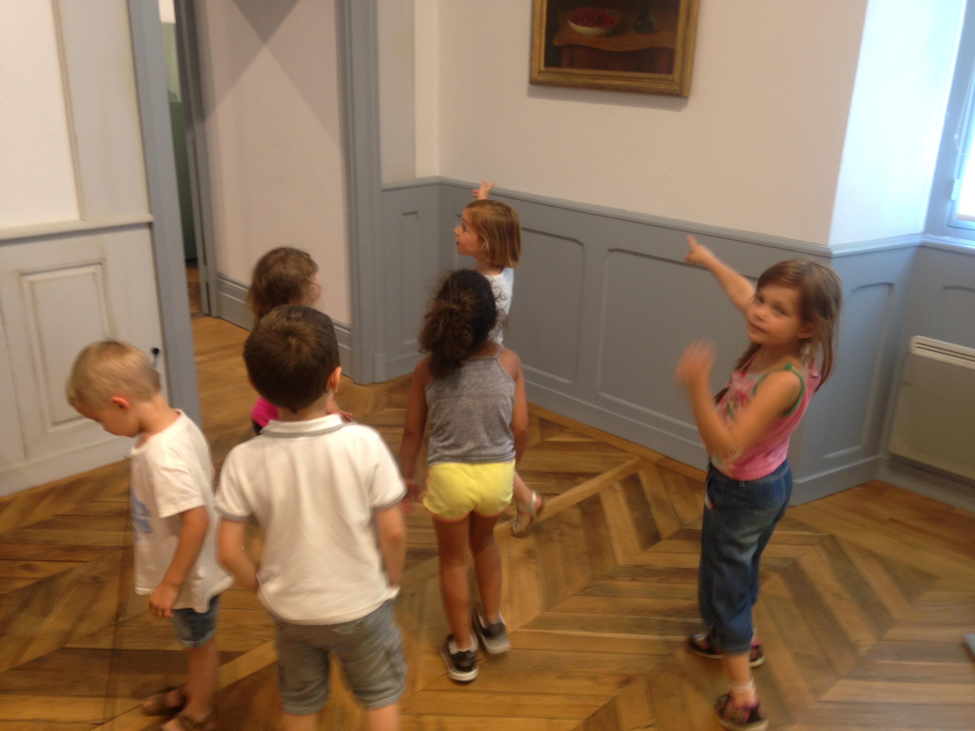 visite musée d'art