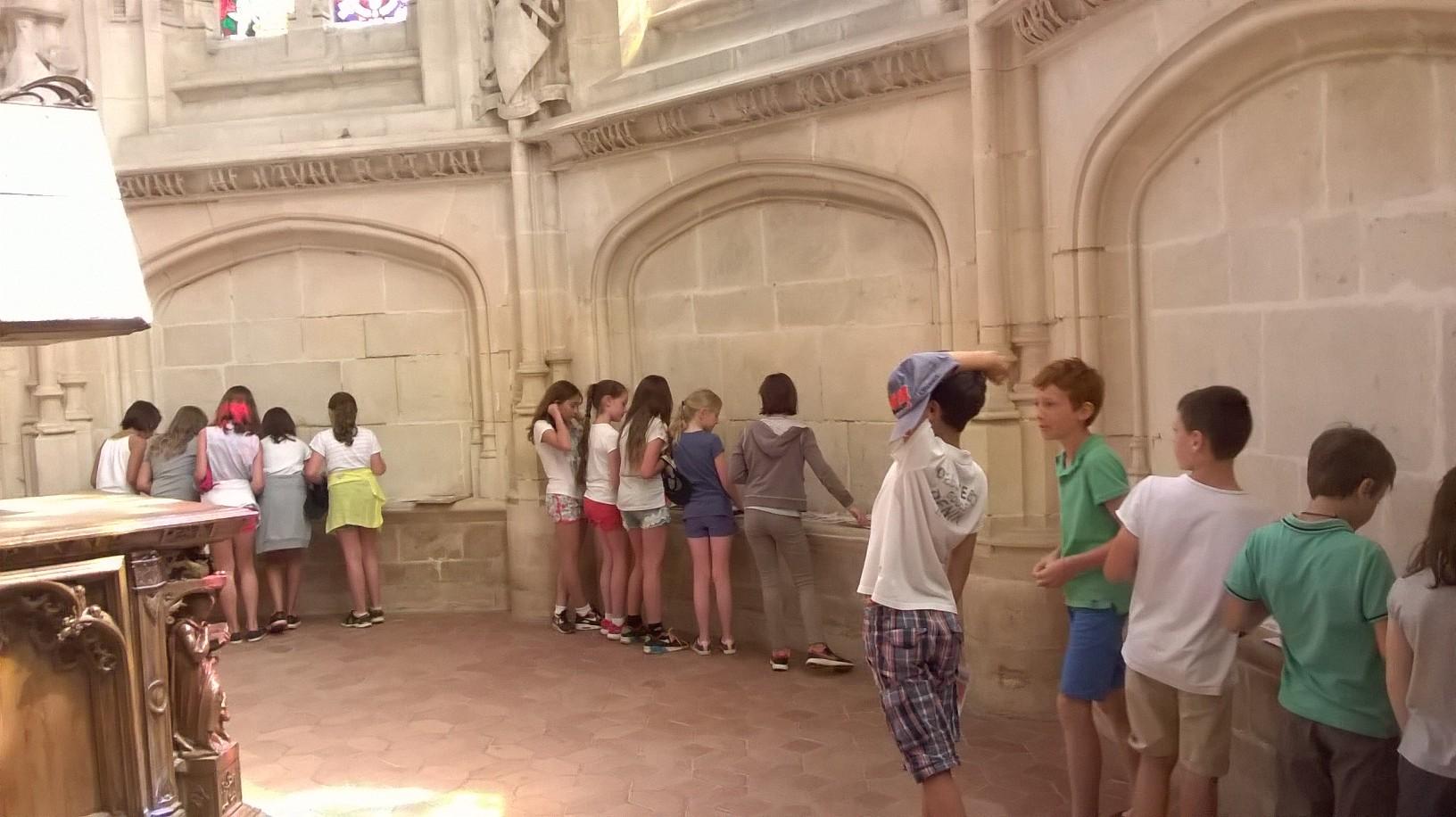 visite monastère