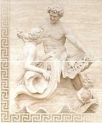 Itaka beige panno 02,итака, керамическая плитка gracia ceramica, Брянск,облицовочная плитка, шахтинская плитка, настенная плитка, настенное панно gracia ceramica